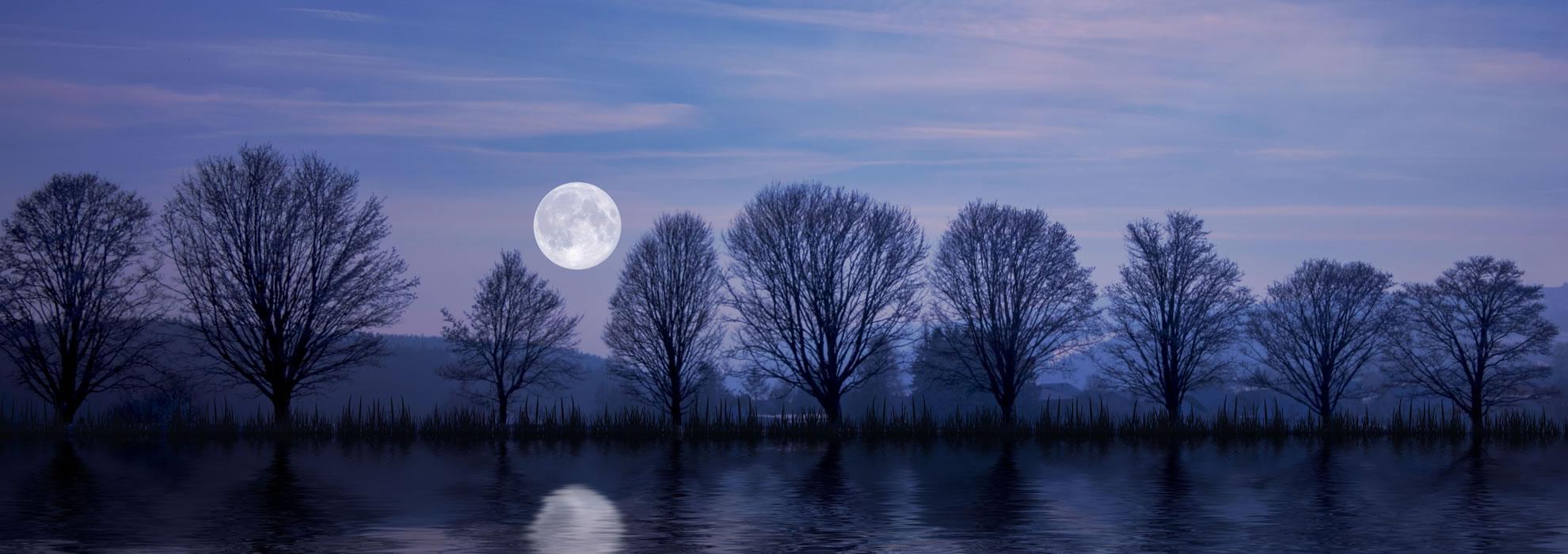 Mondphasen Vollmond